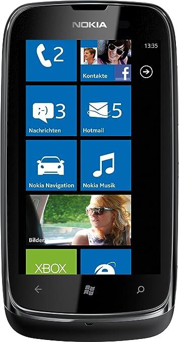 2 opinioni per Nokia Lumia 610 8GB Nero
