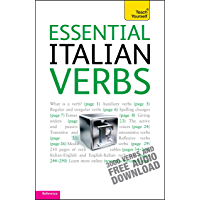 Essential Italian Verbs: Teach Yourself (Teach Yourself Language Reference)