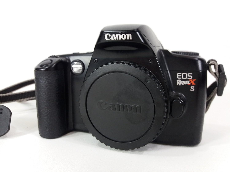 Amazon com canon eos rebel x s 35mm slr film student photography camera body camera photo