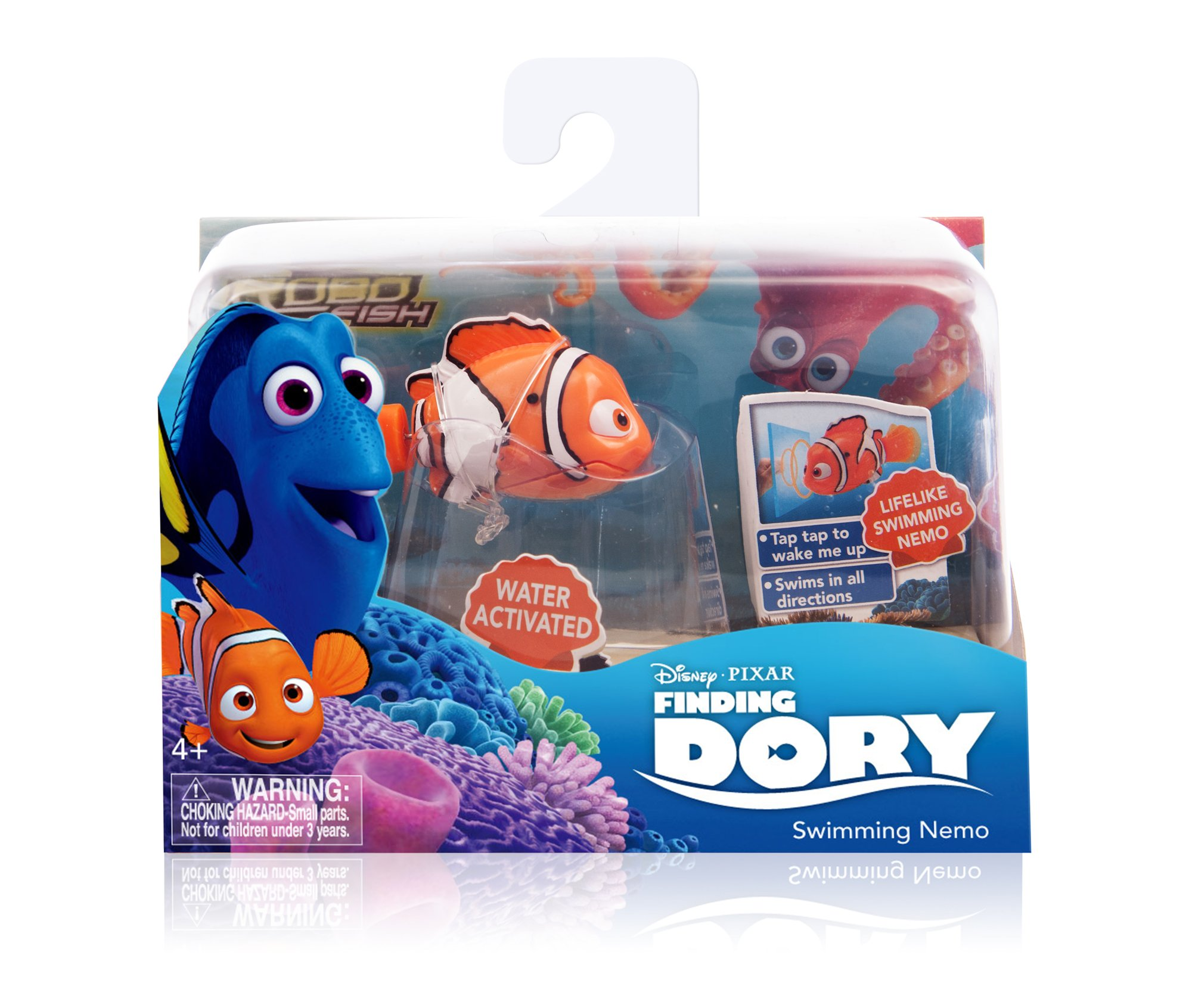 Zuru 22783 ''Finding Dory Robo Fish'' Playset