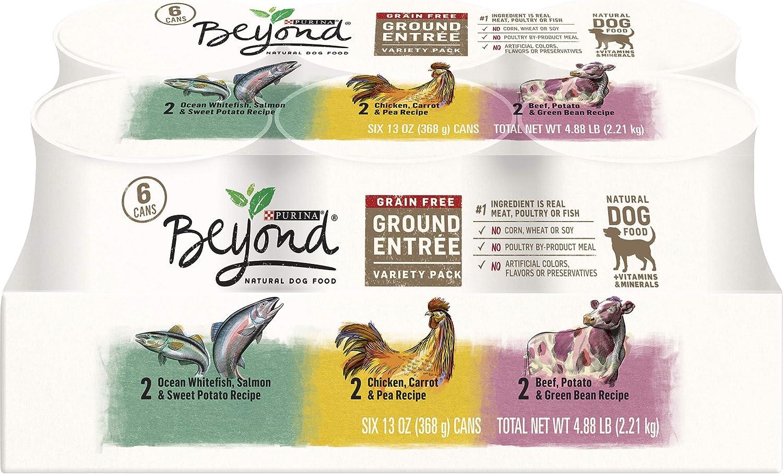 Mejor comida para perras embarazadas [year] (análisis) 3