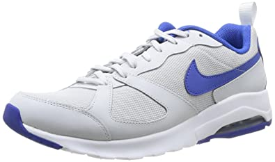 brand new 09843 92b7d Nike Air Max Muse Chaussures de Running Homme, Multicolore (Platinum Ryl BL