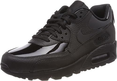 Nike Damen WMNS Air Max 90 Leather Gymnastikschuhe