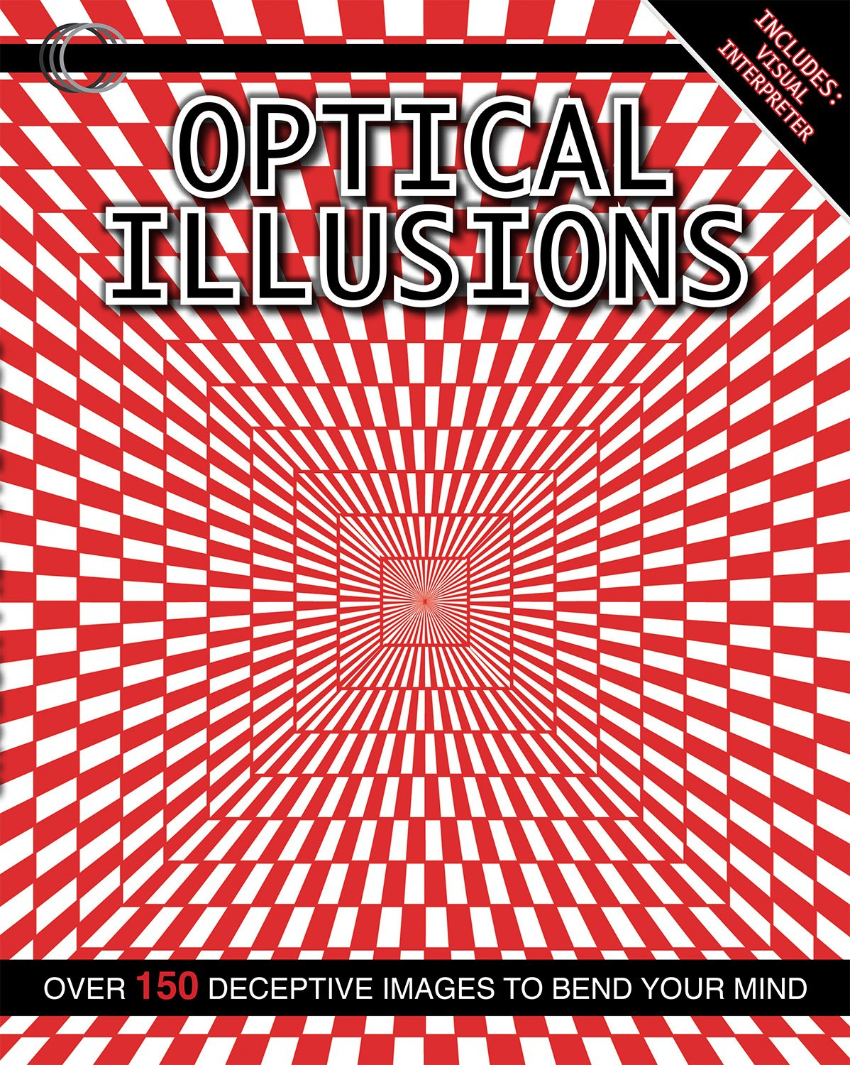 Optical Illusions Parragon Books product image