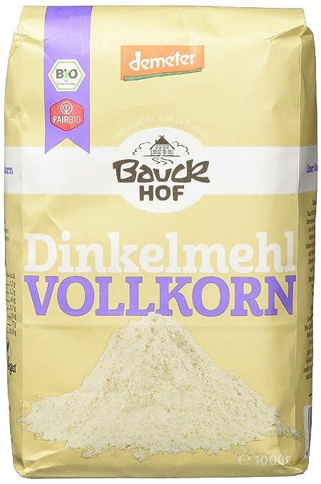 Bio Dinkelmehl Vollkorn