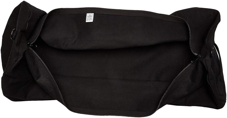 21 x 36 Black Stansport Duffel Bag with Zipper