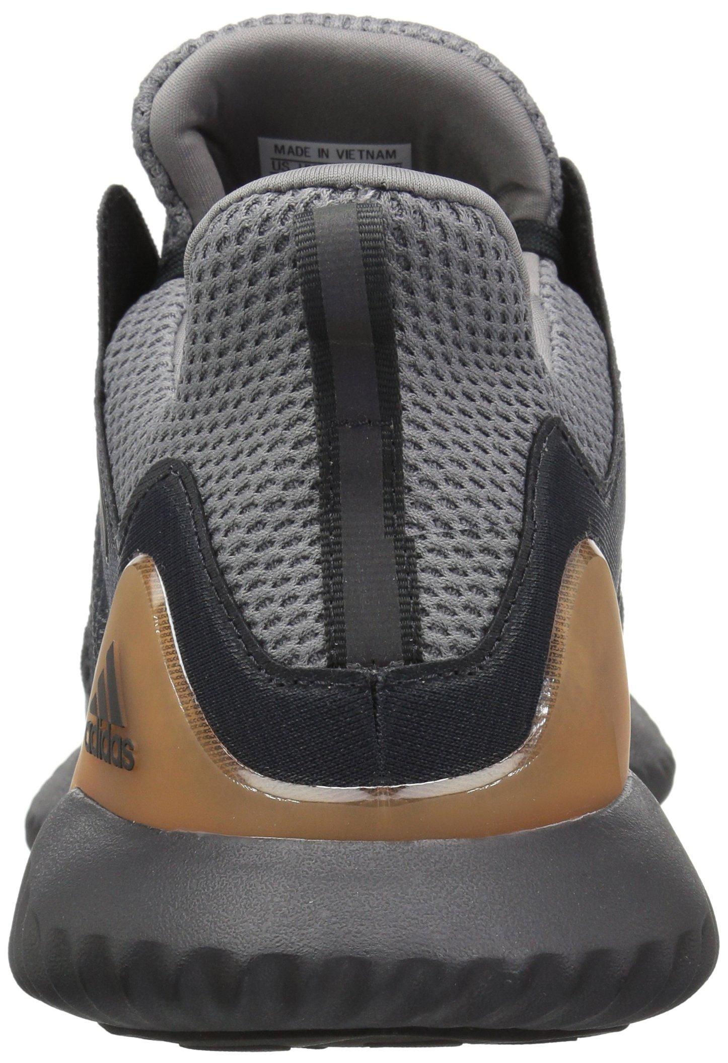 adidas Alphabounce 2 m, Grey Four/Carbon/Dark Solid Grey, 6.5 Medium US by adidas (Image #2)