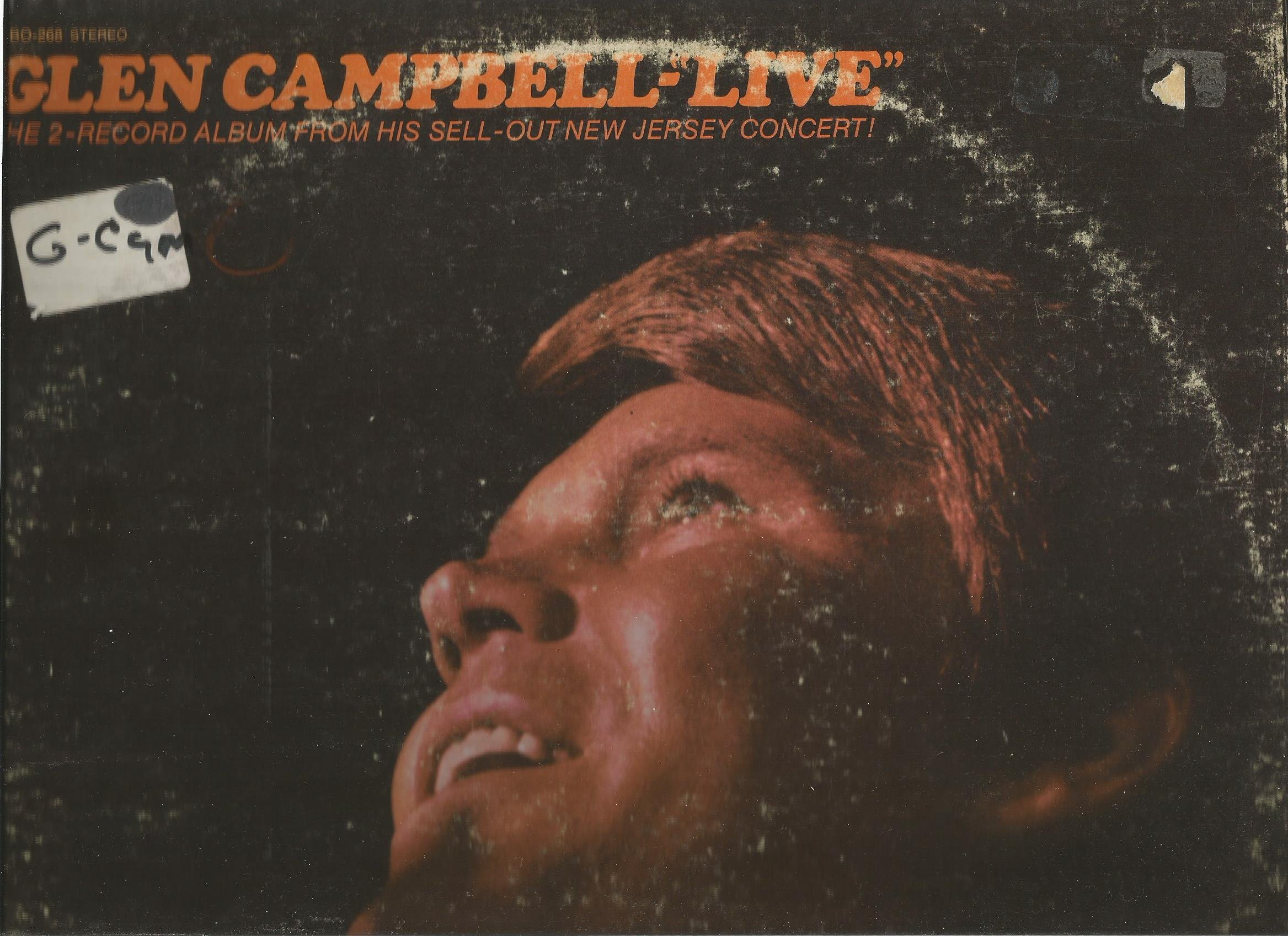 Glen Campbell Live by Capitol