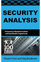 Security Analysis (100 Page Summaries) Kindle Edition