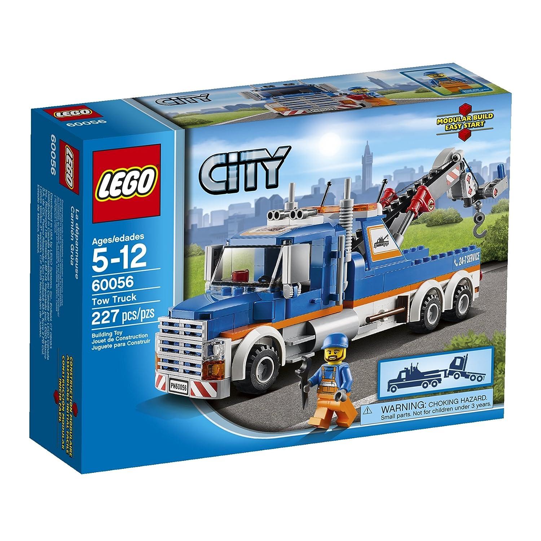 LEGO City Camión Grúa - Juegos de construcción, 5 año(s), 227 Pieza(s), Niño, 12 año(s)