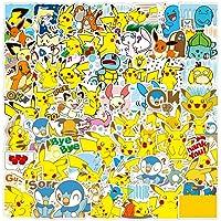 240 St. Pokemon Stickers, schattige dieren Monster Stickers Vinyl Graffiti Sticker Pack voor Laptop Bike Bagage Notebook…