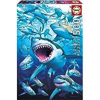 Shark Club, Educa 500 parça puzzle