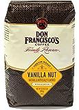 Don Francisco's Vanilla Nut, 32oz Whole Bean Coffee Bag Family Reserve