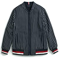 Tommy Hilfiger Adaptive Women's Bomber Jacket with Magnetic Zipper
