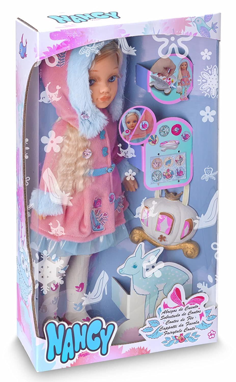 Amazon.es: Nancy Cinderella, muñeca (Famosa 700012932): Juguetes y juegos