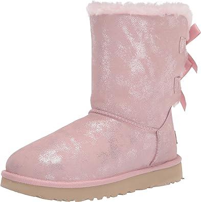 Bailey Bow Ii Shimmer Fashion Boot