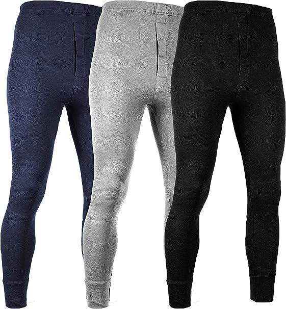 Amazon.com: ANDREW SCOTT - Pack de 3 pantalones térmicos ...