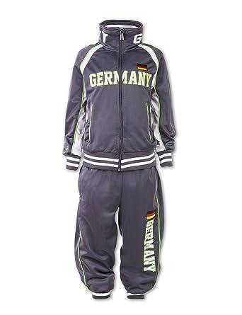 promo code 44677 ddc9c Top-Kiddy-Fashion 24brands Jungen Trainingsanzug Sportanzug Sporthose mit  Jacke Zweiteiler Sportbekleidung Germany Deutschland - 3151