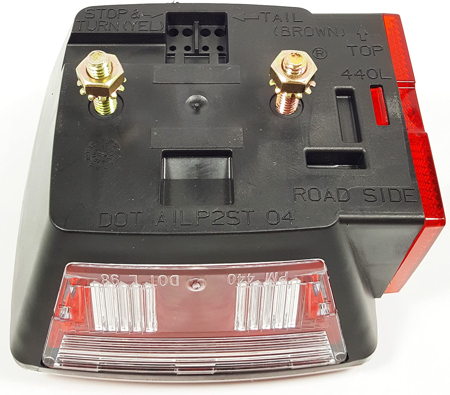 440 /& 440L Trailers Pair of Peterson Stop-Turn-Tail Lights for Trucks Rvs