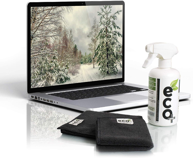Ecomoist - Juego de limpieza de pantallas para TV, LCD, LED ...