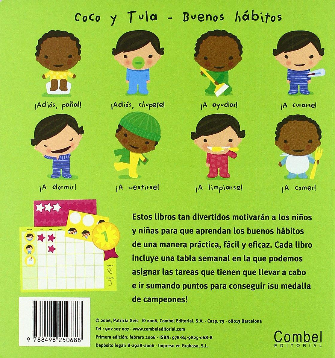 Adiós, chupete! (Buenos hábitos) (Spanish Edition): Patricia ...