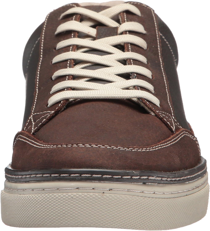 Dr. Scholl's Men's Trent Ii Fashion Sneaker Dark Brown