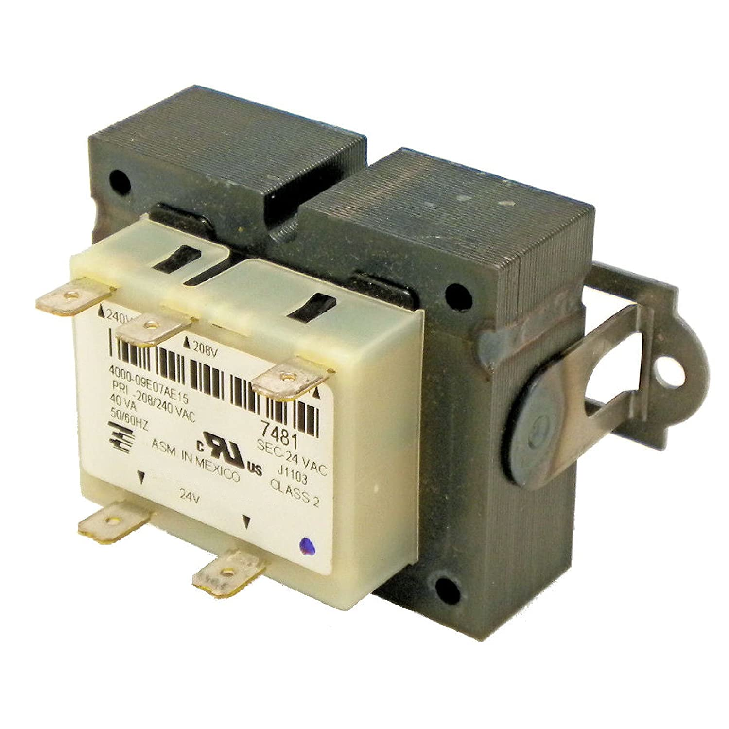 208 240v Primary 24v Secondary 40 Va Coleman Furnace Parts Wiring In Parallel
