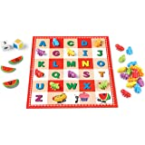 Learning Resources ABC & 123 Picnic Activity Set