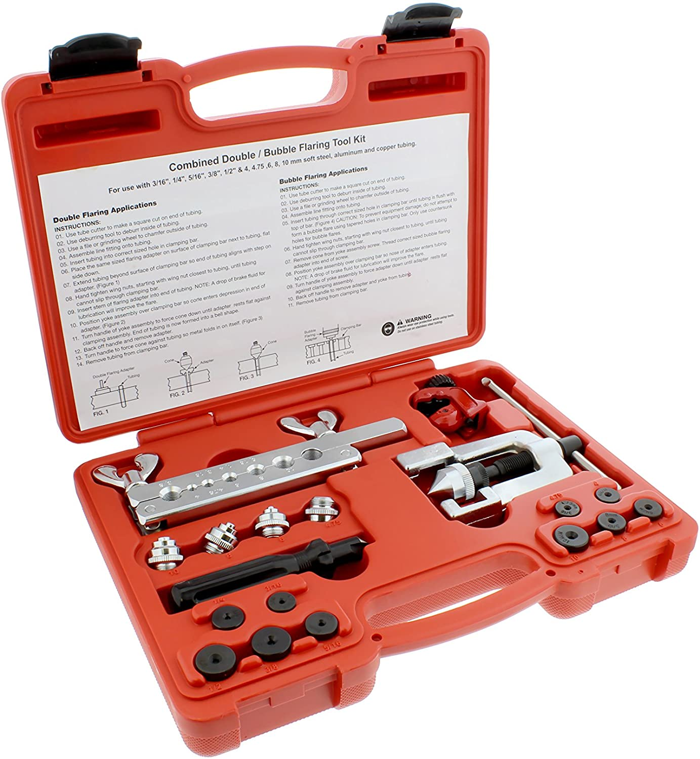 ABN Bubble Flare Tool & pipe cutter