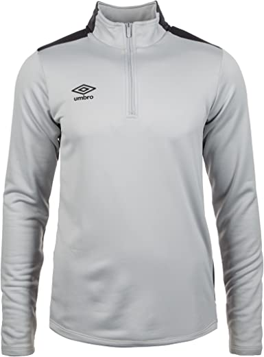 Umbro Half-Zip Trainingsshirt Camisa para Hombre Hombre