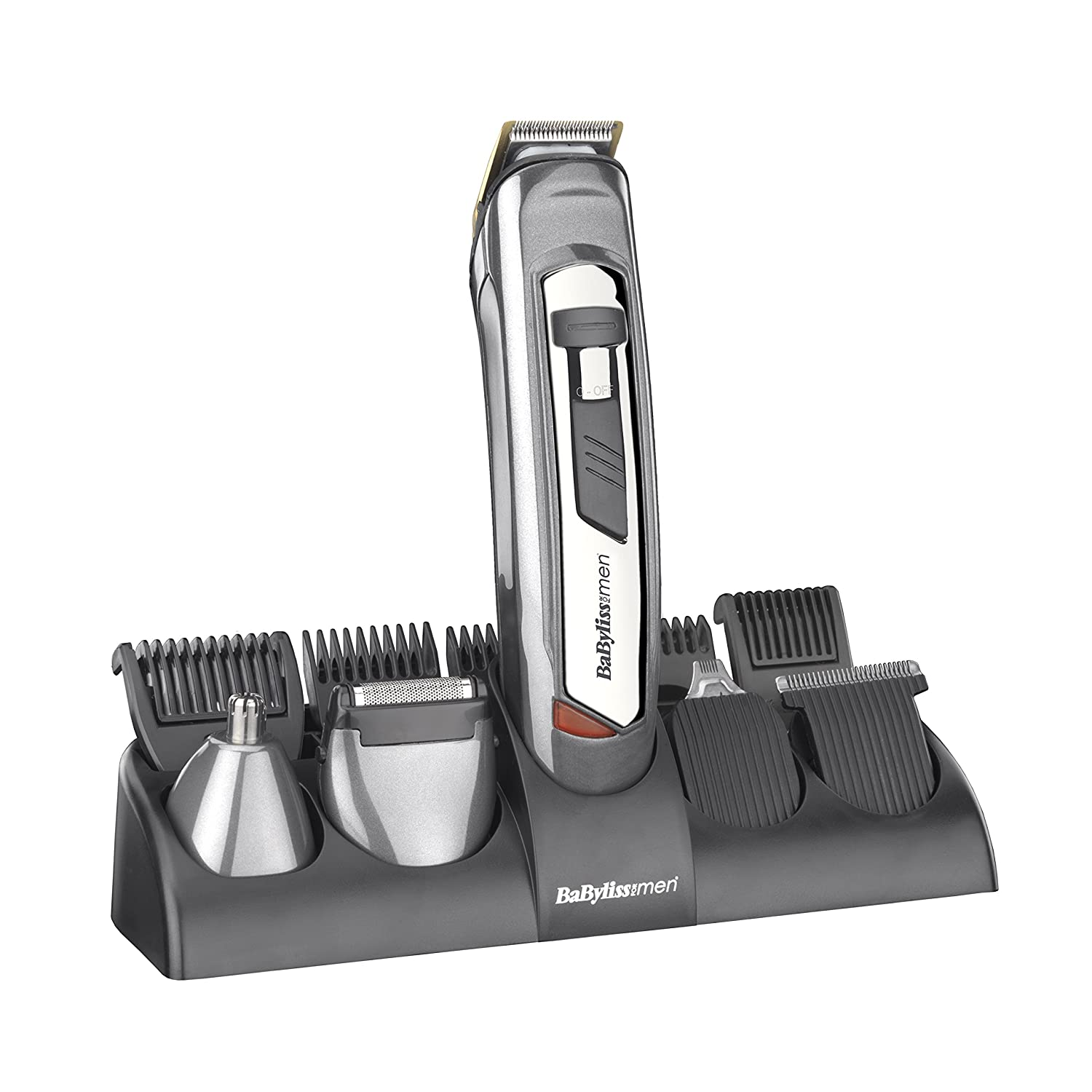 BaByliss 7235U 10-in-1 Grooming System for Men The Conair Group Ltd