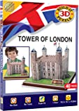 Cheatwell Games Tower of London Build Your Own Giant 3D Kit