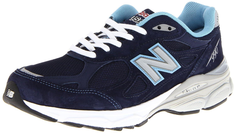 New Balance Women's 990V3 Running Shoe B006WLJJDA 6 2A US|Navy