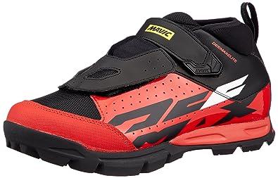 Crossride Elite Damen Mountainbike-Schuh schwarz/rot K8da0B