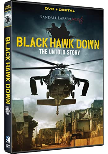 Black Hawk Down - The Untold Story