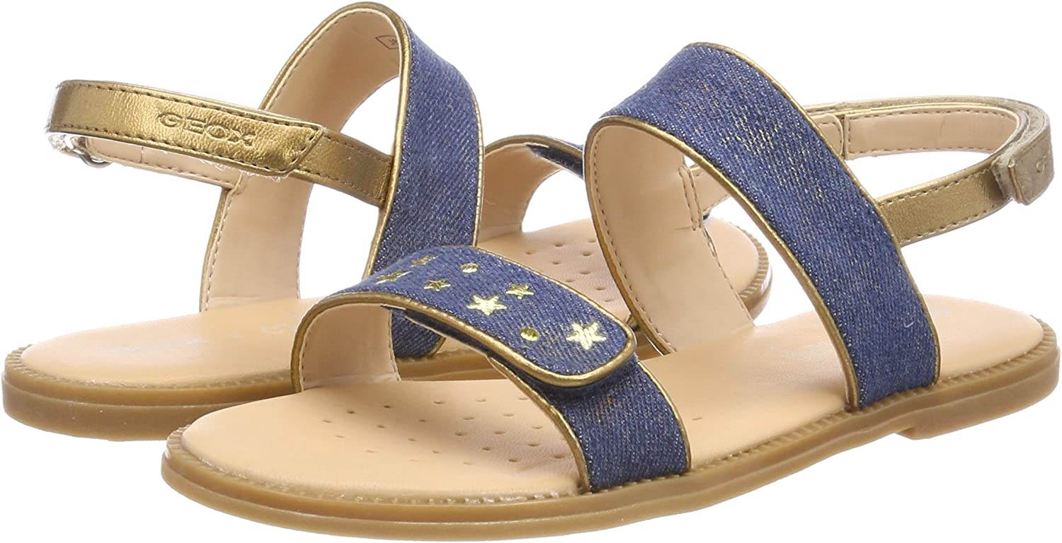 Geox J Sandal Karly Girl H Bout Ouvert Fille