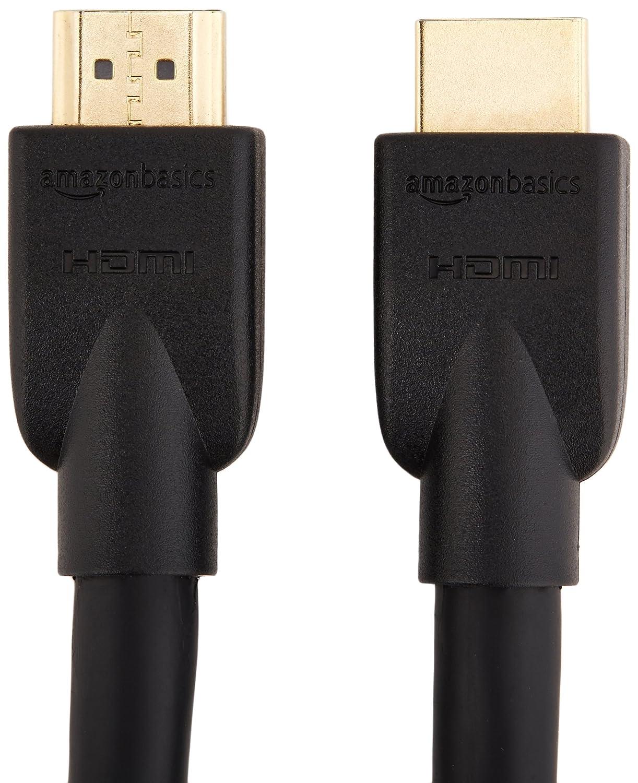 Basics Cable HDMI CL3 de alta velocidad 3/m, est/ándar m/ás reciente