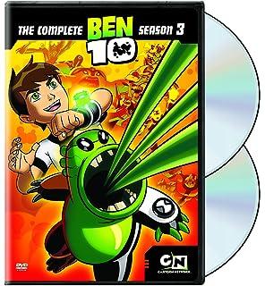 Amazon com: Ben 10: The Complete Season 1: Duncan Rouleau