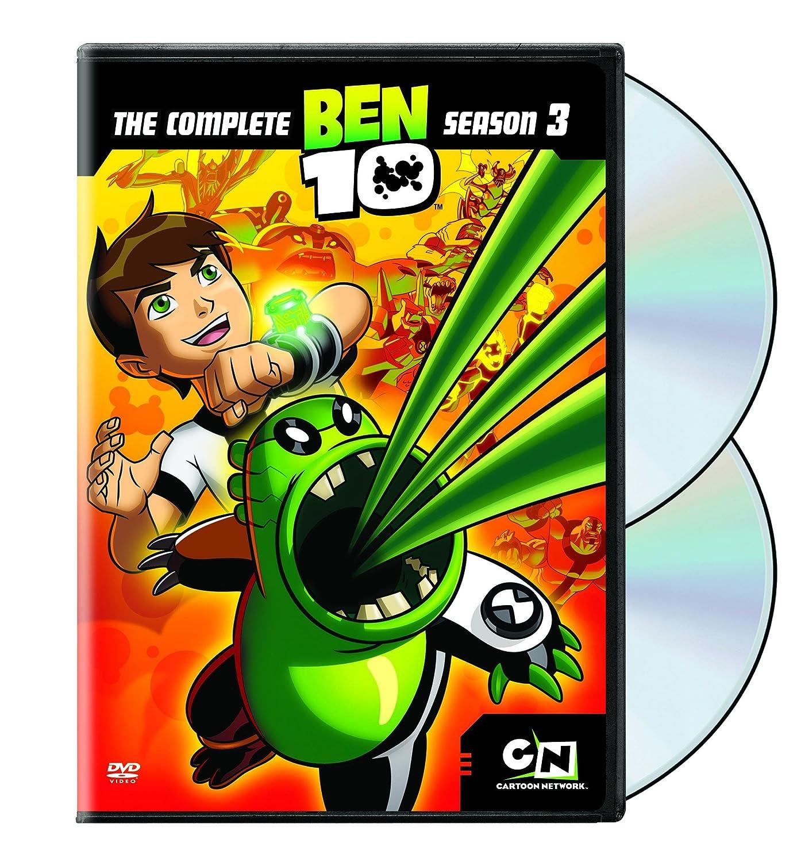Amazon com: Ben 10: The Complete Season 3: Tara Strong, Paul Eiding