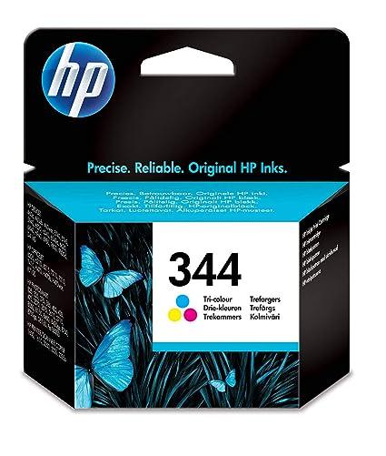 HP C9363EE 344 Cartucho de Tinta Original, 1 unidad, tricolor ...