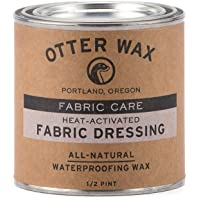 Otter Wax Heat-Activated Fabric Dressing | 1/2 Pint | All-Na