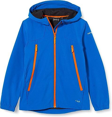 Ice Peak Icepeak Kaneville Jr Softshell Jacket Gar/çon