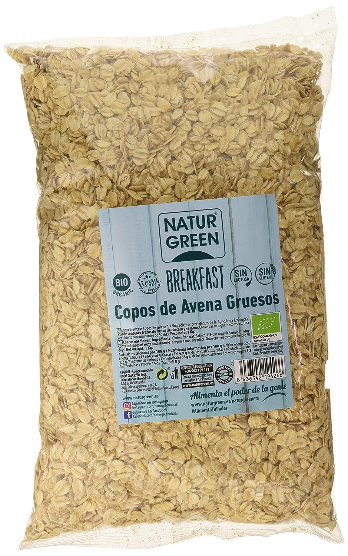 Naturgreen Complementos - 6 Paquetes de 100 gr - Total: 600 ...