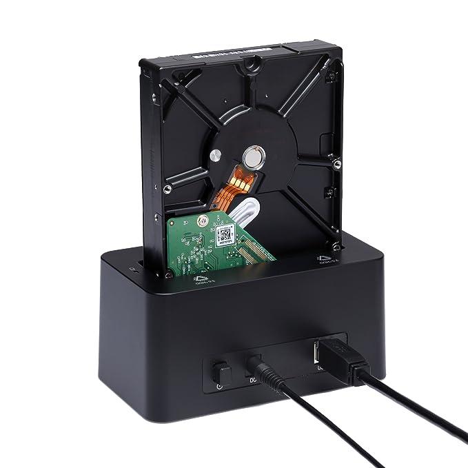 Support 4TB+ and UASP, ASMedia 1053E) UtechSmart USB 3.0/2.0 SATA ...