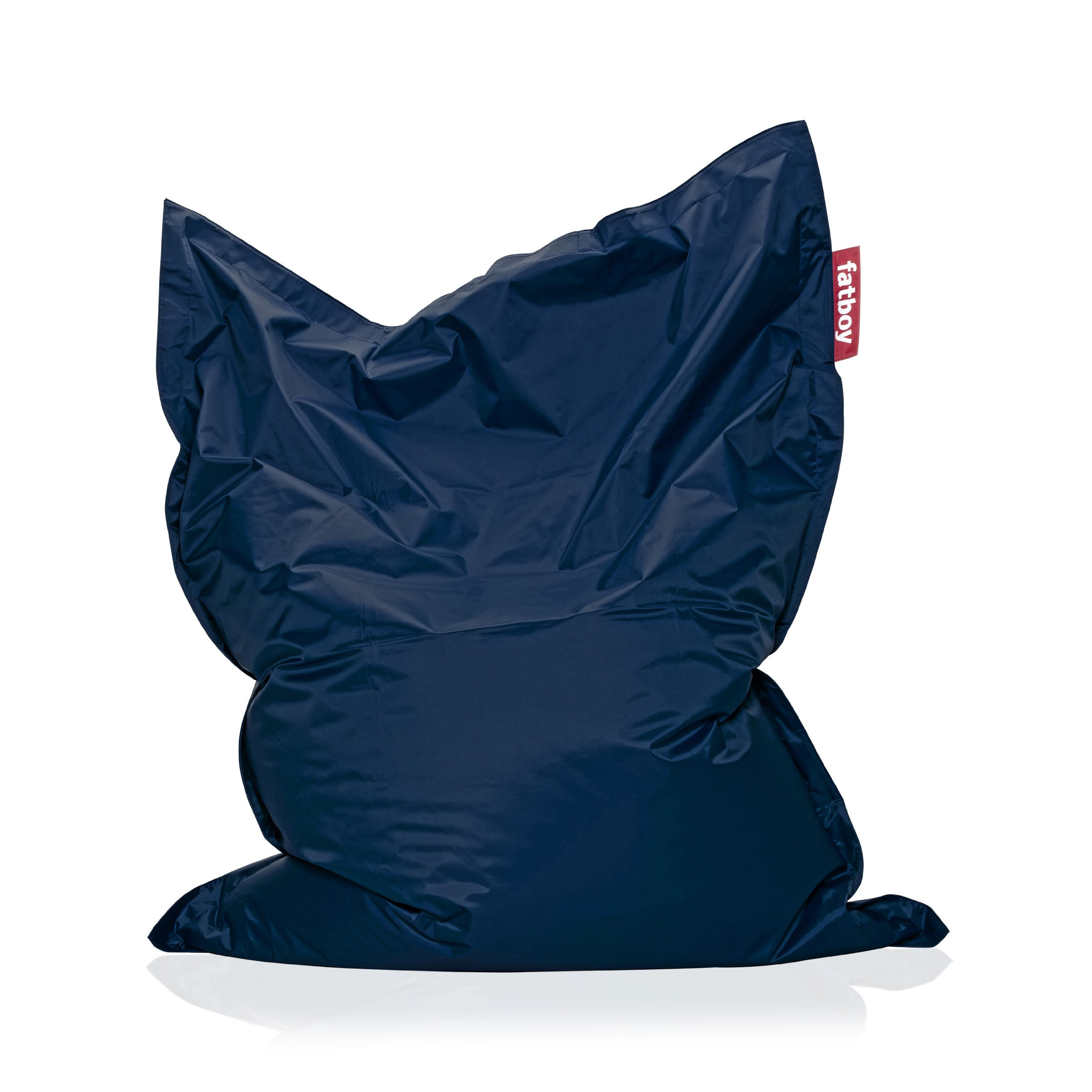 Fatboy The Original Bean Bag Chair - Blue