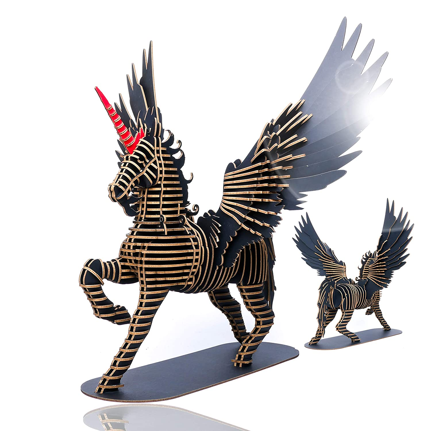 Amazon com: Tenonart Nordic Pegasus Unicorn DIY Collection