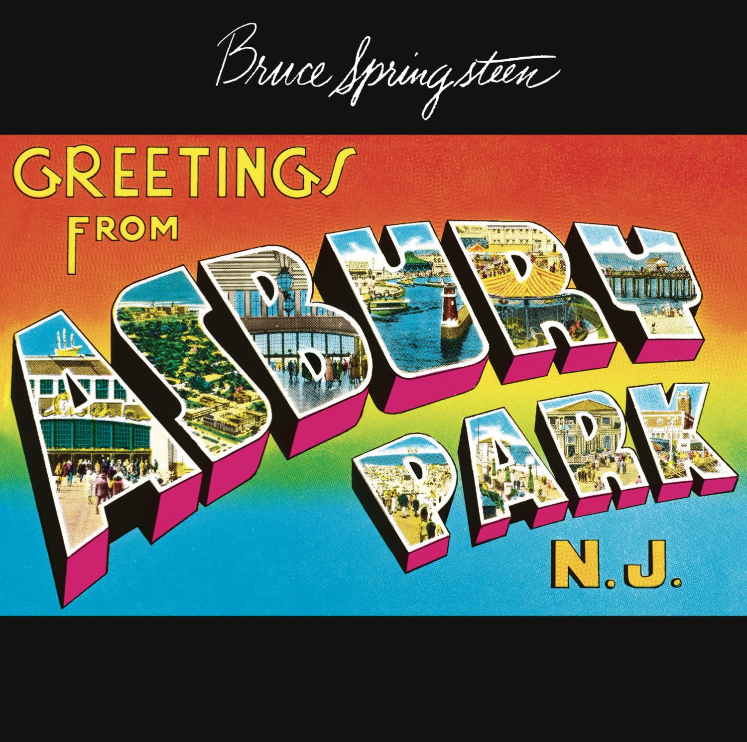 Image result for greetings from asbury park