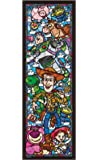 456ピース ジグソーパズル トイ・ストーリーステンドグラス ぎゅっとシリーズ 【ステンドアート】(18.5x55.5cm)