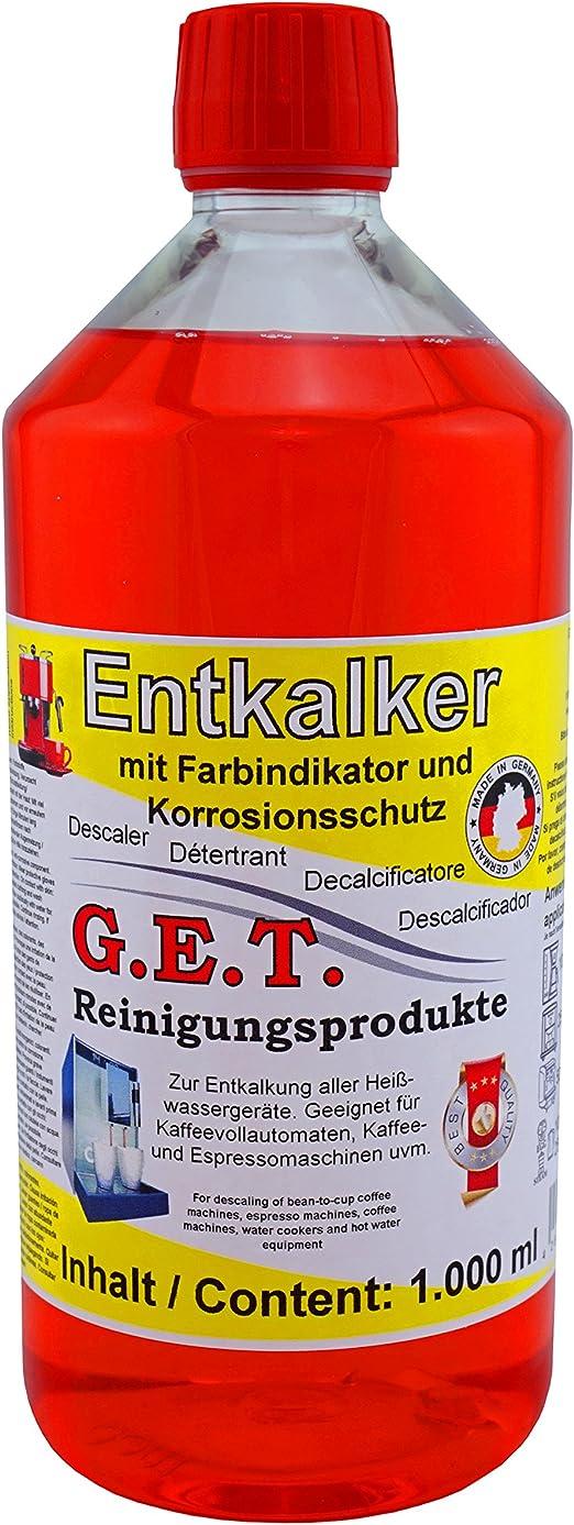 GET antical para cafeteras con indicador de colour, 1000 ml ...