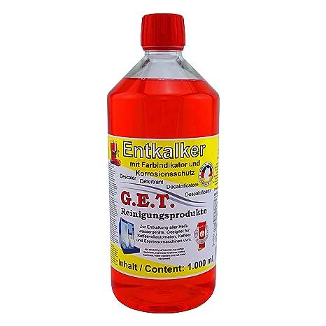 GET antical para cafeteras con indicador de colour, 1000 ml